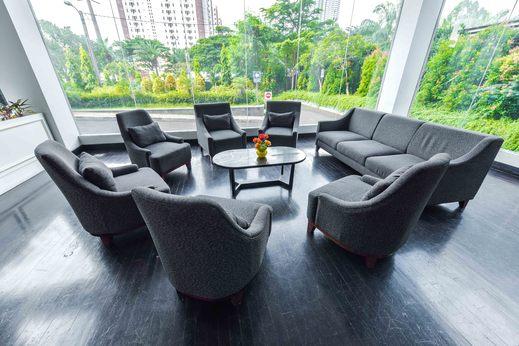 Samala Hotel Jakarta, Cengkareng Jakarta - Lounge