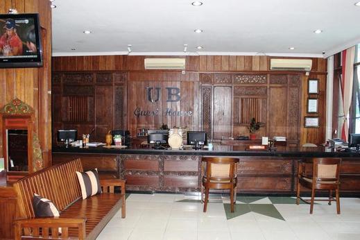UB Guest House Malang Malang - Interior