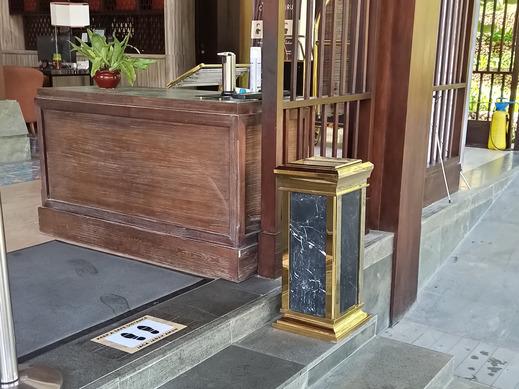 El Hotel Royale & Resort Banyuwangi Banyuwangi - Pintu masuk Lobby