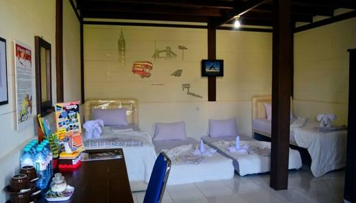 Transformer Center Hotel Malang - Kamar