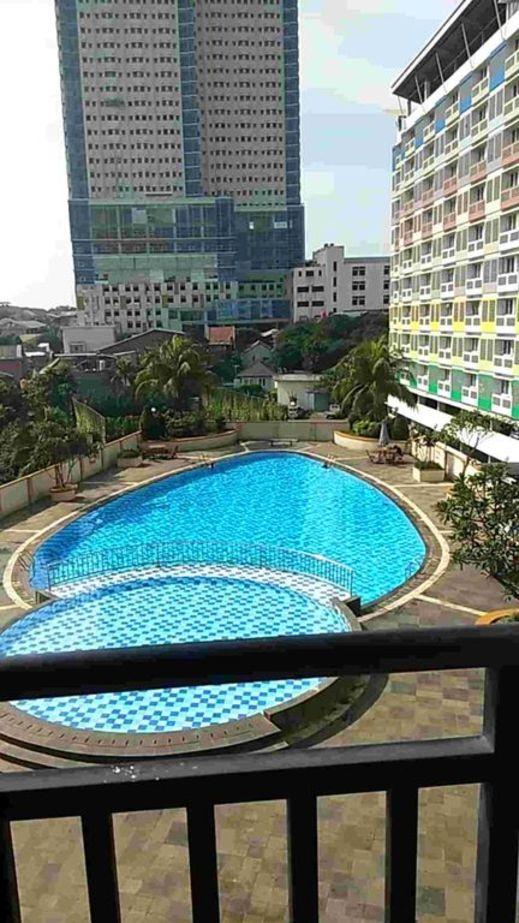 Margonda Residence 2 Depok - Pool