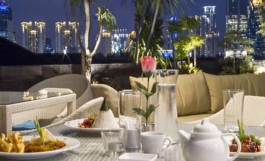 Sawana Suites Jakarta - Meru Restaurant