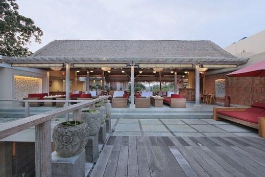 The Udaya Resorts & Spa Bali - Restaurant