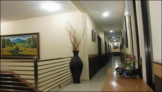 Hotel Grand Pangestu Karawang - interior
