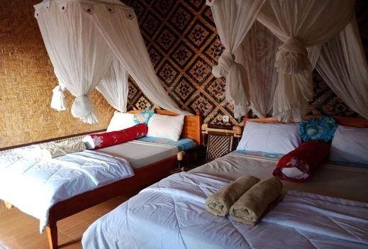 Tiing Bali Guest House Bali - Bedroom