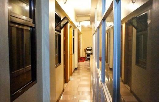 Mine Home Hotel Cihampelas Bandung - Koridor