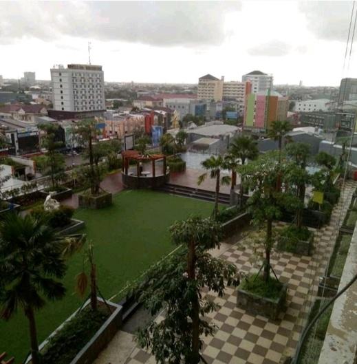 Vidaview Apartement 10 E By.Rannukarta Rent Makassar - Interior
