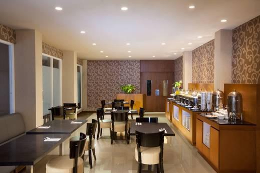 Asana Grove Hotel Yogyakarta - Restaurant