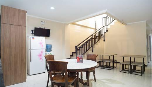 Rumah Padi Guest House Bogor - Interior