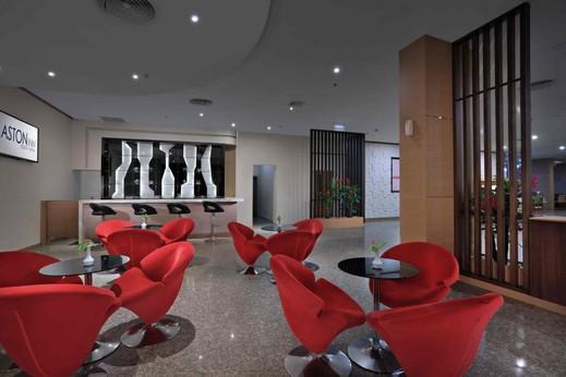 Aston Inn Gideon Batam Batam - Lounge
