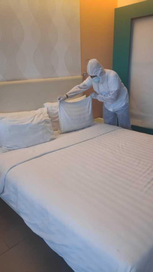 Blue Sky Hotel Petamburan Jakarta - Hygiene Protocol