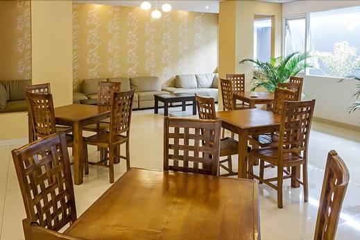 Kembang Hotel Bandung - Restaurant