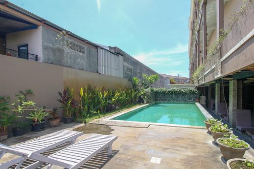 Airy Denpasar Barat Mahendradatta 107 Bali Bali - Pool