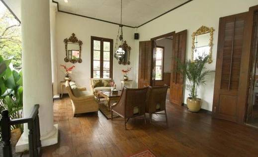 Tlogo Resort & Goa Rong View Salatiga - Interior