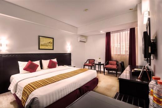 Sofyan Hotel Cut Meutia Menteng - Kamar Tidur