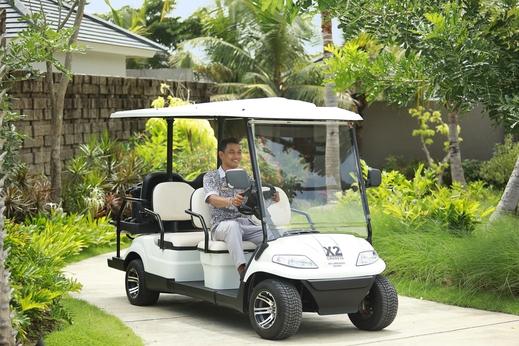 X2 Bali Breakers Resort Bali - Buggy Service