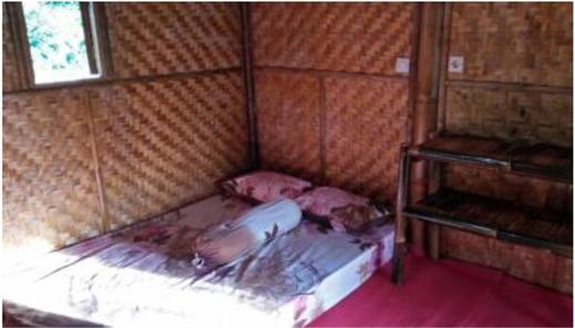 Tetebatu Farmer Homestay Lombok - room