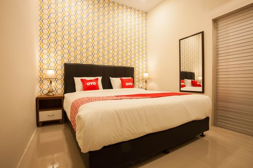 OYO 1522 Residence Anugrah Medan - Bedroom