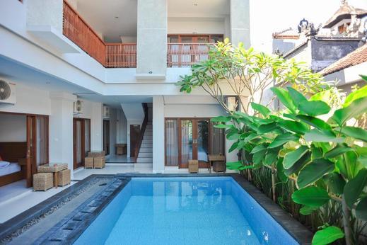 Airy Seminyak Kerobokan Merta Agung Gang Boom Baba 5B Bali - Pool