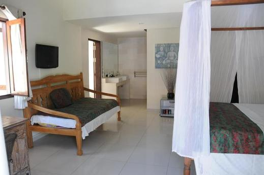 Frangipani Beach Hotel Bali - Bedroom