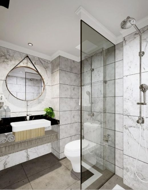 Solia Hotel Yosodipuro Solo - Bathroom