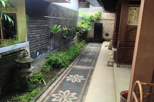 Oka & Son Guest House Lombok - Terrace