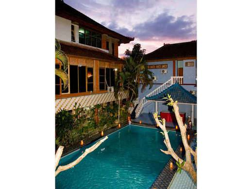 Abian Srama Hotel Bali -