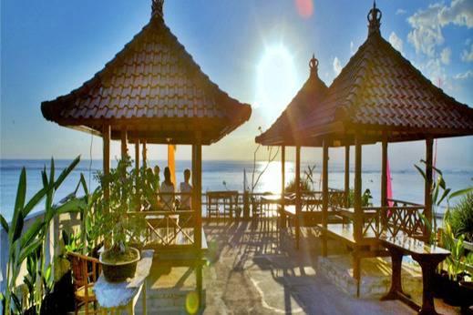 Tarci Bungalows Bali - Pemandangan