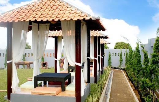 Osmond Villa & Resort Lembang - Eksterior