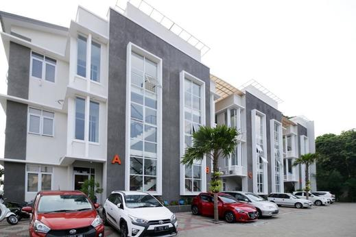 Airy Eco Jatinangor Cikuda 9 Sumedang - Hotel Building