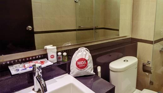 NIDA Rooms Kota Bambu Tanah Abang - Kamar mandi