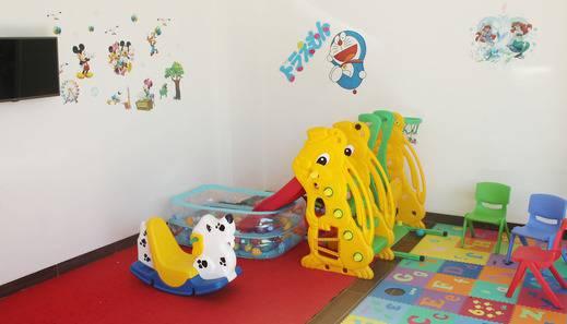 Pesonna Hotel Makassar - Tempat bermain anak