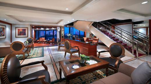 The Sultan Hotel Jakarta - Lounge