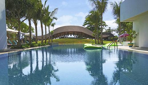 Tijili Benoa Bali - Kolam Renang