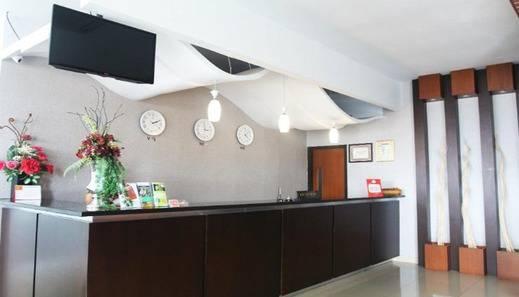 Grand Praba Hotel Bandar Lampung - Interior