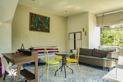 ZEN Rooms Family Guest House Kupang Baru Surabaya - Ruang Bersantai