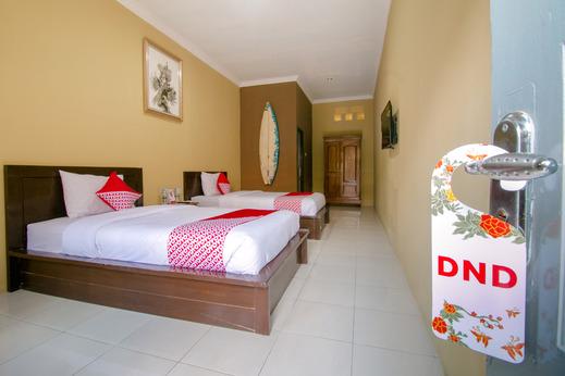 OYO 867 Bettah Coba Homestay Sukabumi -  Bedroom DT