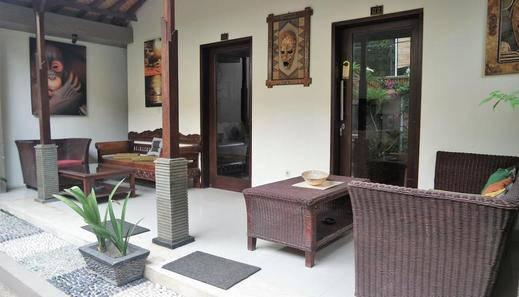 Drupadi Bungalows Lombok -