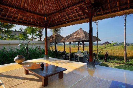 Alam Puisi Villa Bali - Front of Property