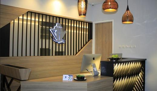Kapal Garden Hotel by UMM Malang - Reception