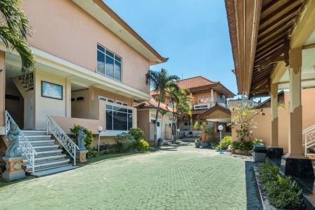 Tinggal Budget Jalan Uluwatu 103X Bali - pemandangan