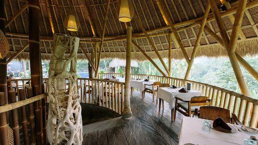 Tejaprana Resort & Spa Bali - Restaurant