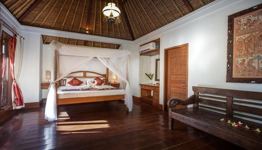 Fare Ti'i Villas Bali - Bedroom