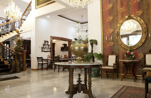 Lombok Ethnic Guest House Bandung - Lobby