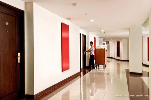 Amaris Bandara Jakarta - Hallway