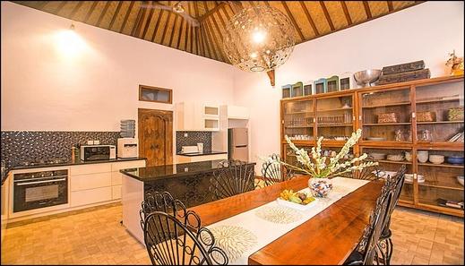 Villa Nangka Bali - interior