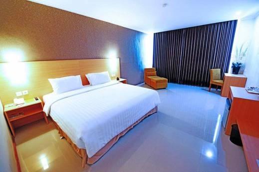 NIDA Rooms Airport Haryono Balikpapan - Kamar tidur