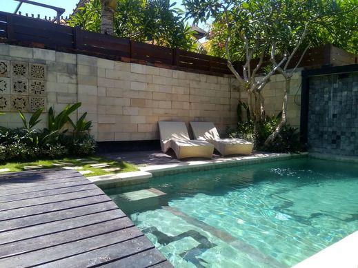 Mahe Garden Inn and Villa Bali - pool