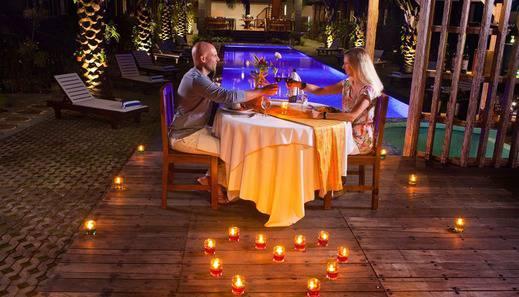 Coconut Resort Lombok - Restaurant