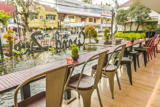Hotel Grand Zuri Yogyakarta - Kafetaria